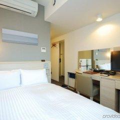 Отель Sotetsu Fresa Inn Tokyo-Kyobashi Япония, Токио - отзывы, цены и фото номеров - забронировать отель Sotetsu Fresa Inn Tokyo-Kyobashi онлайн комната для гостей фото 4