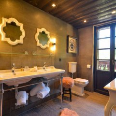 Chalet Hotel le Castel ванная фото 2