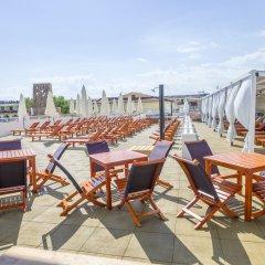 Отель Kuban Resort & AquaPark Болгария, Солнечный берег - отзывы, цены и фото номеров - забронировать отель Kuban Resort & AquaPark онлайн бассейн фото 2