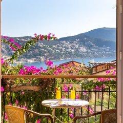 Korsan Apartments Турция, Калкан - отзывы, цены и фото номеров - забронировать отель Korsan Apartments онлайн балкон