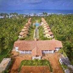 Отель Villa Wadduwa пляж