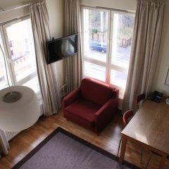 Отель Hellsten Helsinki Senate удобства в номере