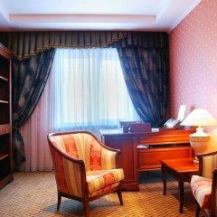 Гостиница Березка 4* Стандартный номер с различными типами кроватей