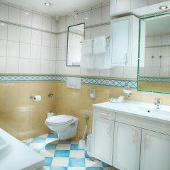 Отель Thon Bristol Берген ванная