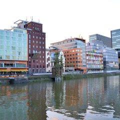 Отель Courtyard by Marriott Düsseldorf Hafen фото 4