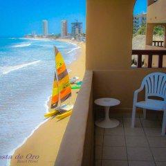 Costa De Oro Beach Hotel балкон