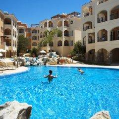 Отель Adamou Gardens бассейн фото 3