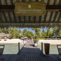 Отель InterContinental Le Moana Resort Bora Bora фото 8