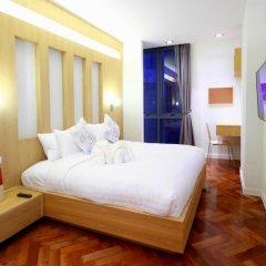 Отель Kamala Resort and Spa 4* Полулюкс с различными типами кроватей