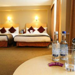 Отель Crowne Plaza Manchester Airport Великобритания, Манчестер - 1 отзыв об отеле, цены и фото номеров - забронировать отель Crowne Plaza Manchester Airport онлайн фото 3