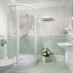 Отель Alqush Downtown Прага ванная