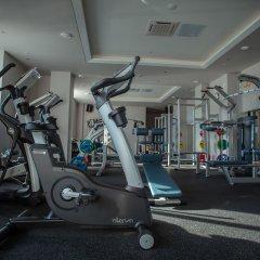 Отель Мелиот Челябинск фитнесс-зал фото 3