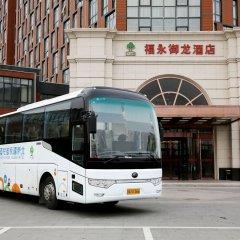 Fuyong Yulong Hotel спортивное сооружение