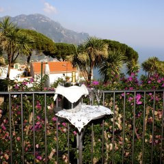 Отель Rufolo Италия, Равелло - отзывы, цены и фото номеров - забронировать отель Rufolo онлайн балкон