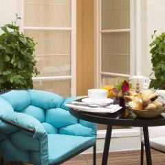 Отель Hôtel Dupond-Smith питание фото 3