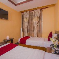 Отель OYO 208 Mount Gurkha Palace Непал, Катманду - отзывы, цены и фото номеров - забронировать отель OYO 208 Mount Gurkha Palace онлайн комната для гостей фото 2