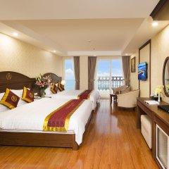 Отель Regalia Hotel Вьетнам, Нячанг - отзывы, цены и фото номеров - забронировать отель Regalia Hotel онлайн комната для гостей фото 4