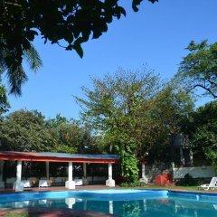 Отель Mision Ciudad Valles Мексика, Сьюдад-Вальес - отзывы, цены и фото номеров - забронировать отель Mision Ciudad Valles онлайн бассейн фото 3
