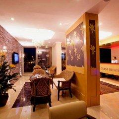 Aurasia Beach Hotel Турция, Мармарис - отзывы, цены и фото номеров - забронировать отель Aurasia Beach Hotel онлайн интерьер отеля