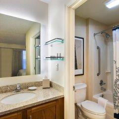 Отель Residence Inn Columbus Easton ванная