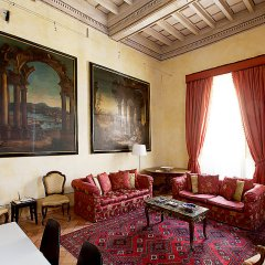 Отель Pantheon Luxury Италия, Рим - отзывы, цены и фото номеров - забронировать отель Pantheon Luxury онлайн интерьер отеля фото 2