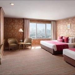 Отель Prince Palace Бангкок комната для гостей