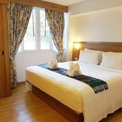 Dinso Mon Hotel Бангкок комната для гостей фото 4