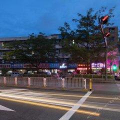 LiQun Light hotel Шэньчжэнь парковка