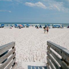 Отель Hilton Garden Inn Orange Beach пляж фото 2