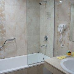 Отель Арцах ванная фото 2