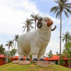 Отель The Victoria Resort с домашними животными