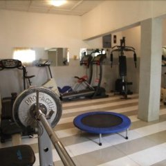 Chida Hotel International фитнесс-зал фото 2