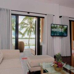 Отель Vinh Hung Riverside Resort & Spa в номере фото 2