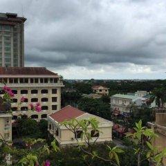 Отель Sunny B Hotel Вьетнам, Хюэ - отзывы, цены и фото номеров - забронировать отель Sunny B Hotel онлайн балкон