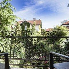 Hotel Park Villa Вена балкон