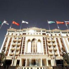 Отель Daniel Hill Hotel Узбекистан, Ташкент - отзывы, цены и фото номеров - забронировать отель Daniel Hill Hotel онлайн вид на фасад фото 4