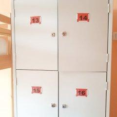 Хостел SunShine сейф в номере фото 2
