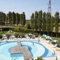 Отель Green Garden Resort Лимена бассейн фото 3