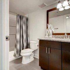 Отель Global Luxury Suites at Dupont Circle США, Вашингтон - отзывы, цены и фото номеров - забронировать отель Global Luxury Suites at Dupont Circle онлайн ванная фото 2