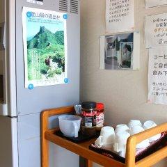 Отель Minshuku Takesugi Якусима удобства в номере фото 2