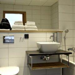 Отель The More Hotel Lund Швеция, Лунд - отзывы, цены и фото номеров - забронировать отель The More Hotel Lund онлайн ванная