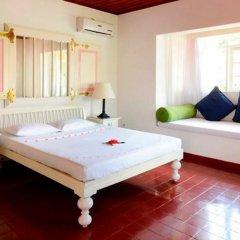 Отель Ayurveda Walauwa Шри-Ланка, Бентота - отзывы, цены и фото номеров - забронировать отель Ayurveda Walauwa онлайн комната для гостей