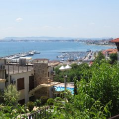 Отель Dolce Vita Aparthotel пляж фото 3
