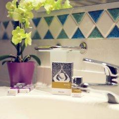 Отель Mercure Genova San Biagio ванная