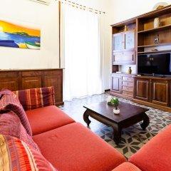 Отель B&B Mediterraneo Италия, Палермо - отзывы, цены и фото номеров - забронировать отель B&B Mediterraneo онлайн комната для гостей фото 2