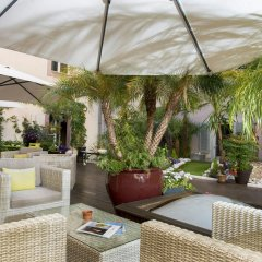 Отель Beau Rivage Франция, Ницца - 3 отзыва об отеле, цены и фото номеров - забронировать отель Beau Rivage онлайн фото 6
