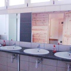 Отель Easy Lodges ванная фото 2