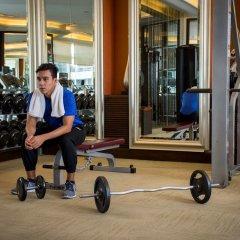 Отель Pullman Bangkok Grande Sukhumvit фитнесс-зал