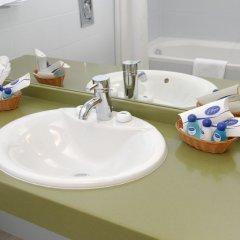 Гостиница Бизнес Отель Евразия в Тюмени 7 отзывов об отеле, цены и фото номеров - забронировать гостиницу Бизнес Отель Евразия онлайн Тюмень ванная фото 2