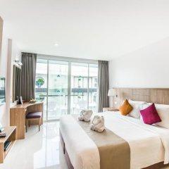 Andaman Beach Suites Hotel 4* Улучшенный номер разные типы кроватей фото 2